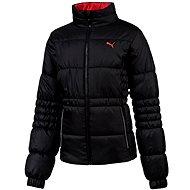 Puma Padded Jacket girls black 152 - Bunda