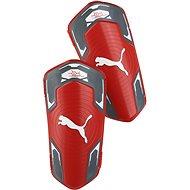 Puma evo POWER 5 red-white M - Futbalové chrániče