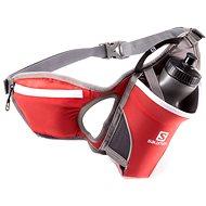 Salomon Hydro 45 belt bright red / iron - Športová ľadvinka