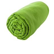 Sea to Summit, DryLite towel antibacterial L Lime - Uterák