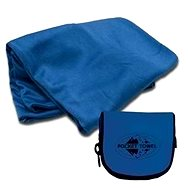 Sea to Summit, Pocket Towel M Cobalt - Uterák