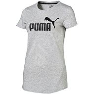Puma Active ESS No.1 Tee W Light Gray Heather XS - Tričko