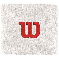 Wilson W Wristband White - Športový doplnok