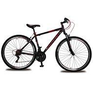 """Olpran Player 28 – L/21"""" čierna/červená (2017) - Crossový bicykel"""