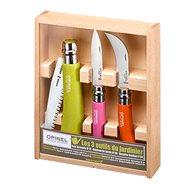 Opinel, Zahradnícka súprava v darčekovom balení - Súprava nožov