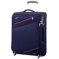 American Tourister Pikes Peak Upright 55 Carbon Blue - Cestovný kufor s TSA zámkom