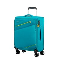 American Tourister Pikes Peak Spinner 55 Aero Turquoise - Cestovný kufor s TSA zámkom