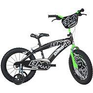 "Dino Bikes 16 orange/black (2016) - Detský bicykel 16"""