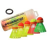 Speedminton Tube MixPack - Loptičky