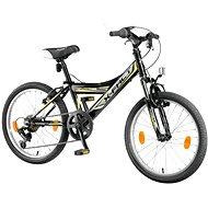 """X-Fact Mission 20 """"čierne - Detský bicykel 20"""""""