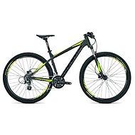 Focus Whistler Evo 29 Black L / 50 (2017) - Bicykel
