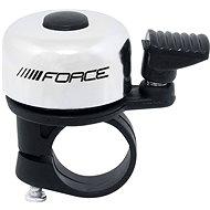 Force F Mini Fe / plast biely - Zvonček