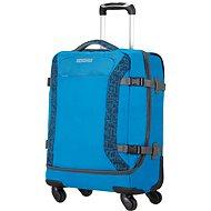 American Tourister Road Quest Spinner Duffle 55 Bluestar Print - Cestovný kufor