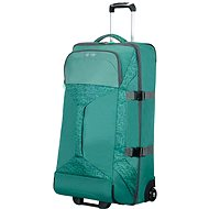 American Tourister Road Quest Duffle / WH L Sea Green Print - Kufor