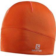 Salomon ACTIVE BEANIE Vivid Orange - Čiapka