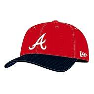 NEW ERA 3930 Diamond Era Team Atlanta Braves Offical team colour M / L - Šiltovka