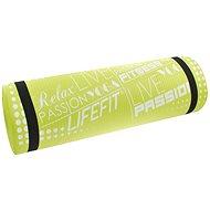 Lifefit Yoga mat zelená - Podložka