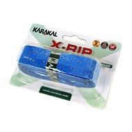 Karakal X-RIP blue - Bedmintonový grip