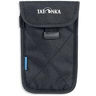 Tatonka Smartphone Case XL, black, UNI - Puzdro