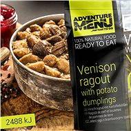 AdventureMenu - Jelenie ragú so zemiakovými špalíčkami - Adventure menu