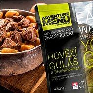 AdventureMenu - Hovädzí guláš so zemiakmi - Adventure menu