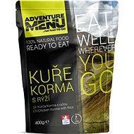 AdventureMenu - Kurča Korma s ryžou - Adventure menu