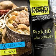 AdventureMenu - Bravčové rebierko so zemiakmi - Adventure menu