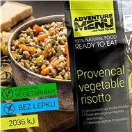 AdventureMenu - Zeleninové rizoto po provensálsky - Adventure menu