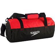 Speedo Duffel Bag black/red - Športová taška