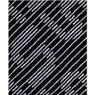 Speedo Monogram black/white - Uterák
