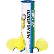 Yonex Mavis 2000 žlté/stredná - Bedmintonový košík