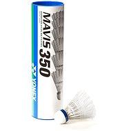 Yonex Mavis 350 biele/stredná - Bedmintonová lopta