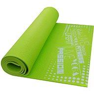 Gymnastická podložka Lifefit Slimfit - svetlo zelená - Podložka