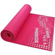 Lifefit Slimfit svetlo ružová - Podložka