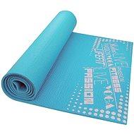 Gymnastická podložka Lifefit Slimfit - svetlo tyrkysová - Podložka