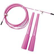 Spokey CrossFit ružové - Švihadlo