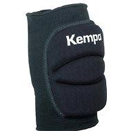 Kempa Knee indoor protector padded čierne veľ. M - Súprava