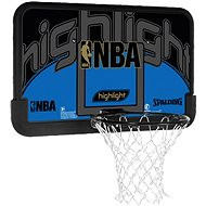 Spalding NBA Highlight Backboard - Basketbalový kôš