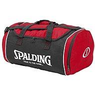 Spalding Tube Šport bag 50 l veľ. M červeno / čierno / biela - Taška cez rameno