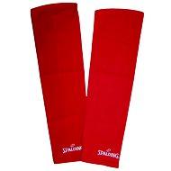 Spalding Shoting Sleeves červené vel. L - Bandáž