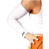 Spalding Padded Shoting Sleeves biele veľ. XL - Návleky na paže