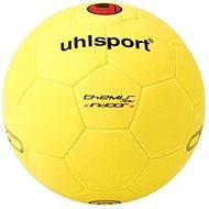 Uhlsport Themis Indoor - yellow / black / red - vel. 5 - Futbalová lopta