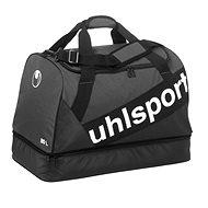 Uhlsport Progresive Line Players Bag - Black / Anthra 80 L - Športová taška