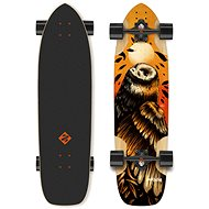"Street Surfing Freeride 36 ""Owl - artist series - Longboard"