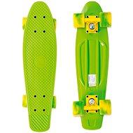 Street Surfing Beach board California Dream - zelený - Plastový skateboard