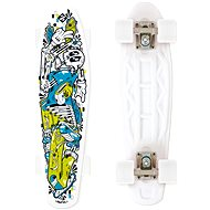 Street Surfing Skelectron - artist series - Plastový skateboard