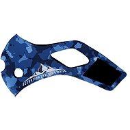 Návlek na masku Elevation Blue Camo M - Návlek na masku