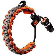 Gerber Bear Grylls, šedo-oranžový - Náramok