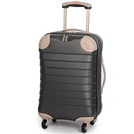 IT Luggage TR-1036/3-S ABS charcoal - Cestovný kufor