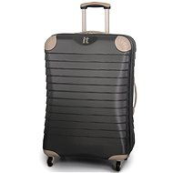 IT Luggage TR-1036/3-L ABS charcoal - Cestovný kufor